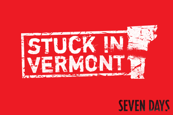 Stuck In Vermont logo.