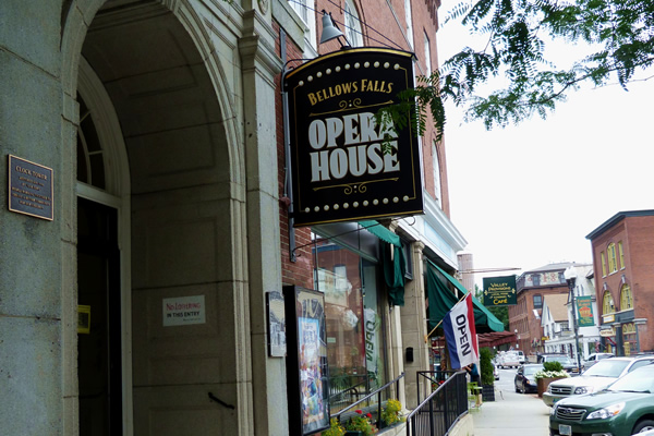 Downtown Vitality Bellows Falls