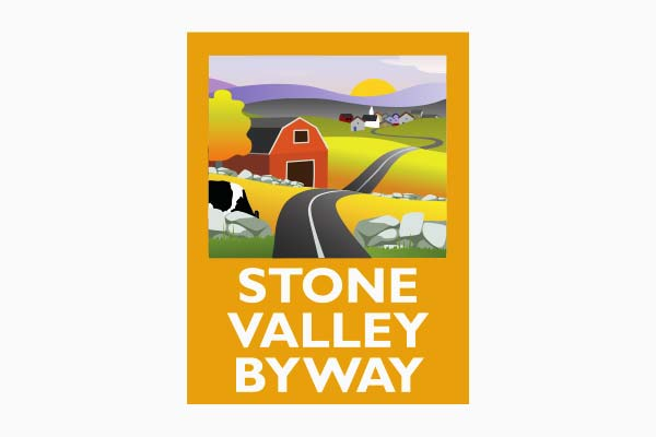 Visit the Stone Valley Byway