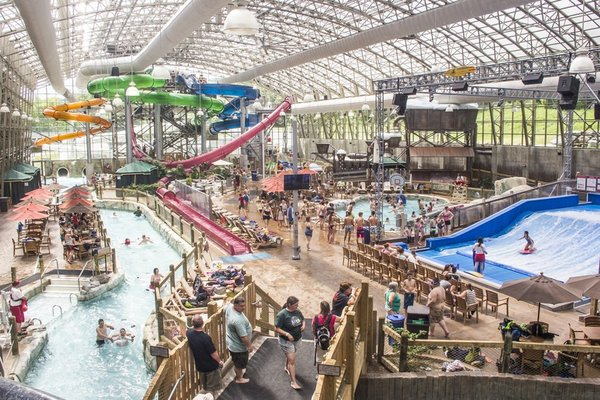 Jay Peak Resort Water Park