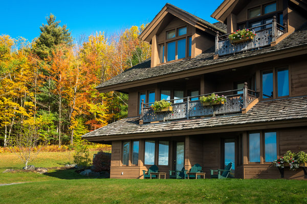 Lodging in Vermont