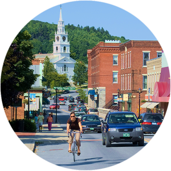 Middlebury Walking Tours
