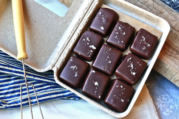 Farmhouse Chocolates Bristol Vermont