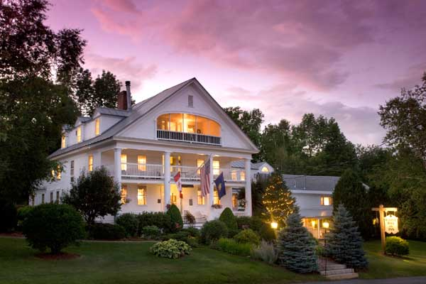Rabbit Hill Inn - Waterford, Vermont.