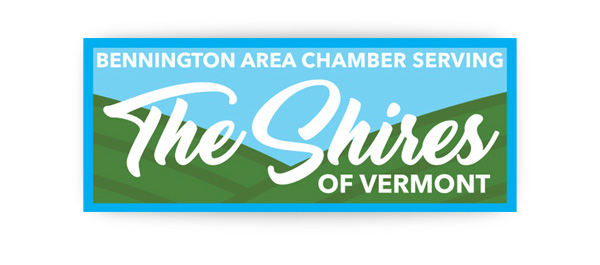 The Bennington Area Chamber of Commerce logo.