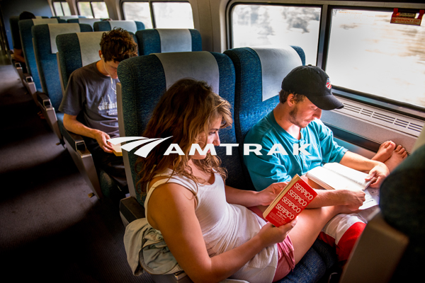 Enjoy the ride - Amtrak 20% Off