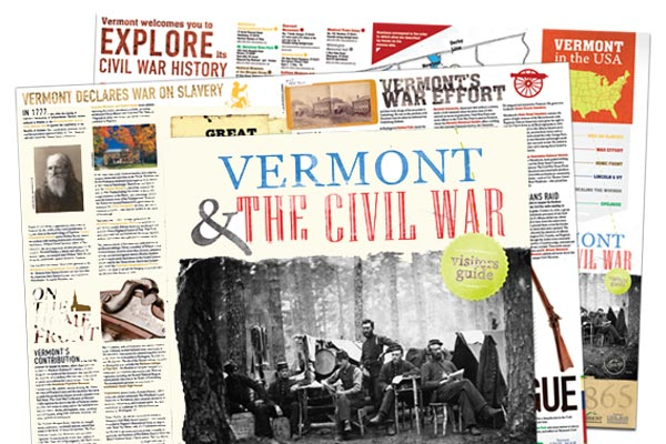 Vermont Civil War visitors guide