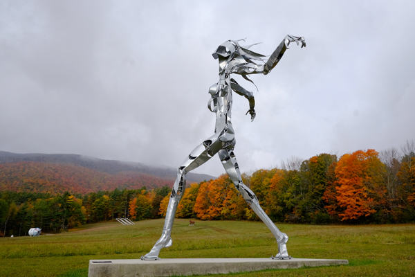 The Muse at Southern Vermont Arts Center in Manchester, VT.