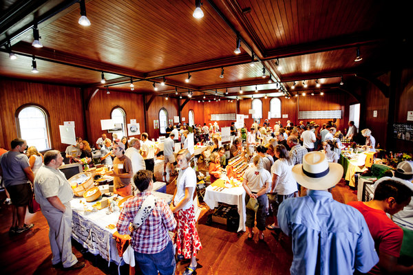 Cheesemakers Festival in Vermont