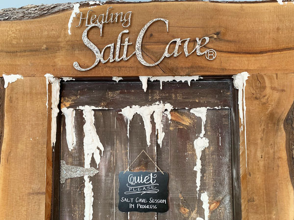Healing Salt Cave - wellness