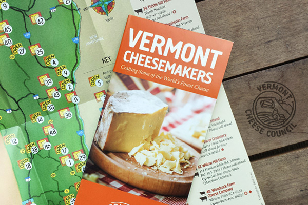 Vermont Cheese-makers Brochure