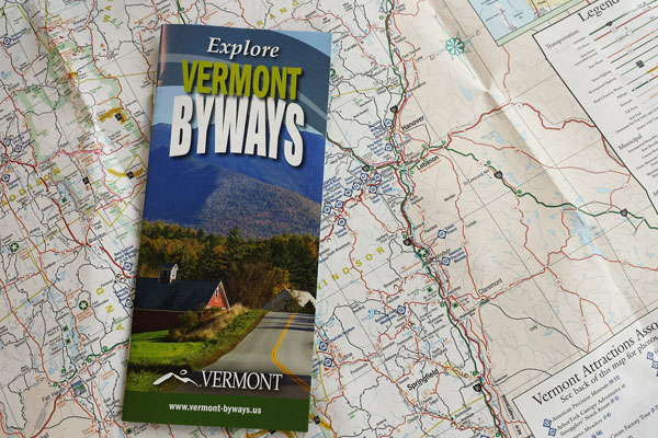 Touring Vermont's Byways
