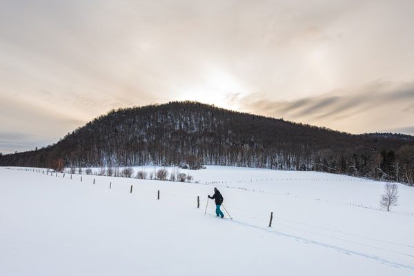 Cross Country Skiing in Vermont